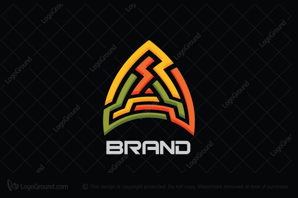 Logo for sale: A Abstract Letter Logo