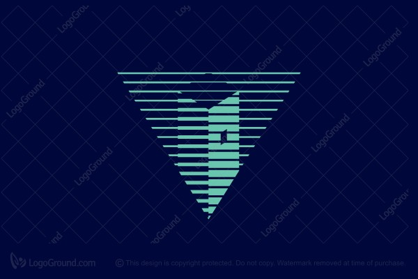 Logo for sale: Triangle Tower Logo