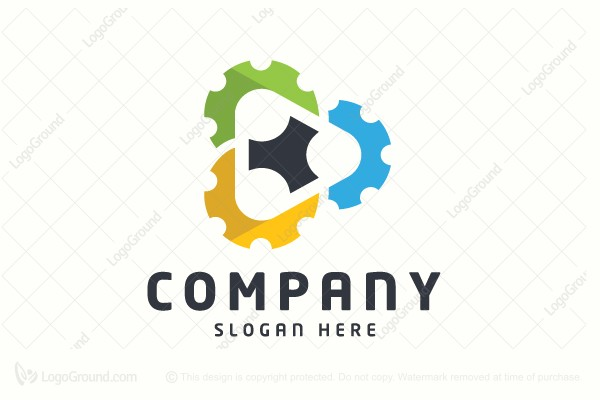 Logo for sale: Playworx Gear Logo
