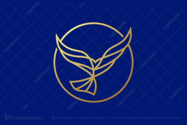 Logo for sale: Phoenix Flight Logo