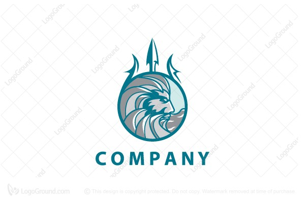 Logo for sale: Poseadon Logo