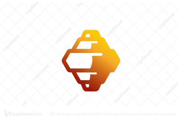 Logo for sale: Hive Logo