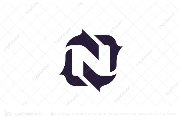 Logo for sale: Letter N Logo