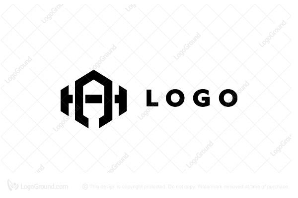 Ah Monogram Logo