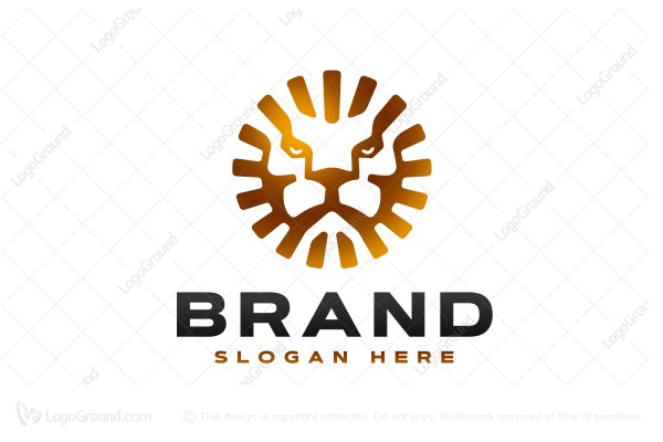 Logo for sale: Sun King Logo