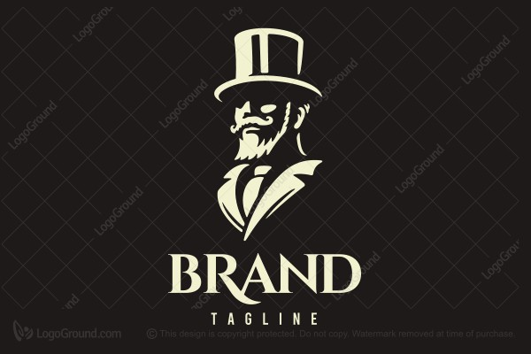 Logo for sale: Magnificent Bastard Logo