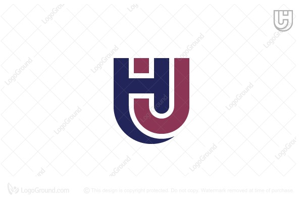 Logo for sale: HU UH Logo