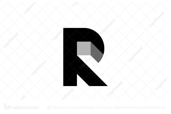 Logo for sale: R Structure Logo