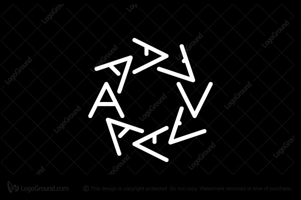 Logo for sale: AV VA Logo