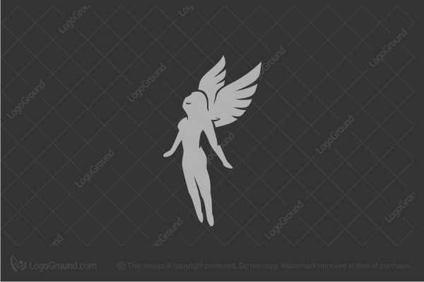 Logo for sale: Wing Woman Logo