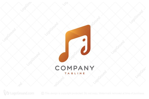 Logo for sale: Elephant Music Logo