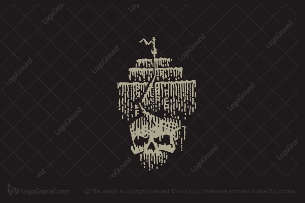 Logo for sale: Flying Dutchman Logo