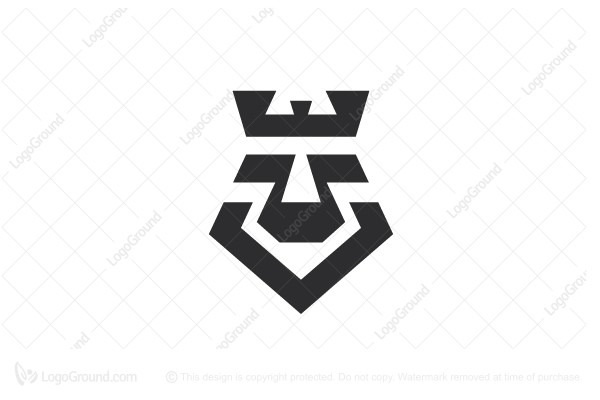 Logo for sale: Lion King Logo