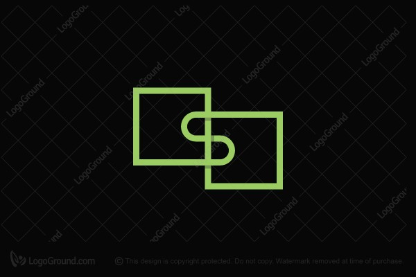 Logo for sale: S Dollar Logo