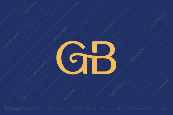 Logo for sale: GB Logo