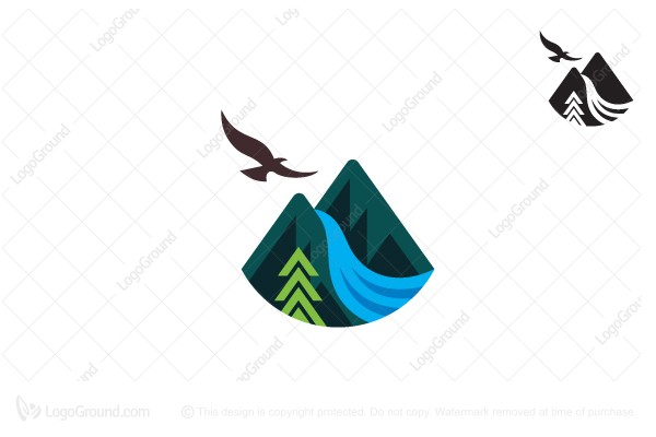 Logo for sale: Beautiful Outdoor Logo