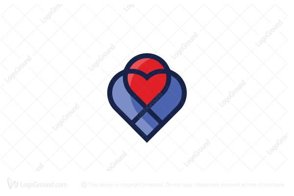 Logo for sale: Love Point Logo