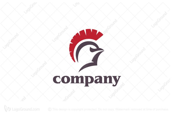 Logo for sale: Centurion Bird Logo