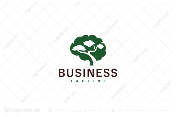 Logo for sale: Smart Tree Logo