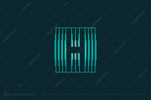 Logo for sale: Line H Logo