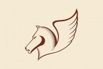 Flying Horse Logo
