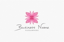 Beautiful Flower Logo