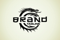 Coiled Dragon Logo