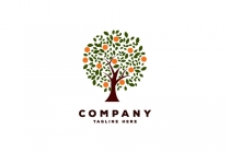 Fruit Tree Logo