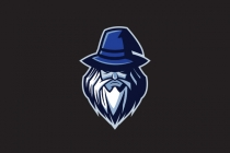 Dark Wizard Mascot...
