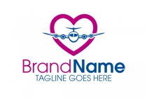 Love Airline Logo