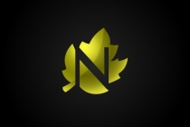 Golden Leaf N Logo