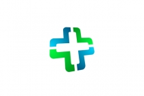Green Blue Cross Logo
