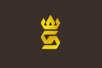 Crowned S  Logo