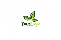 Fresh Leaves Logo