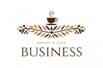 Bakery And Cafe Logo