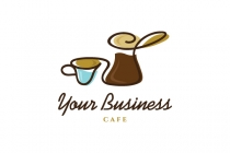 Turkish Coffee Logo