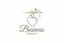Cherry Quilting Logo