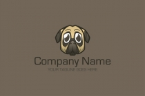 Pug Puppies Logo