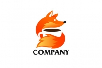 Fox Coffee Logo