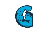 G For Gym Logo