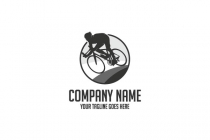 Bike Racing Logo