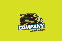Tuning Car  Logo