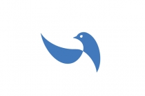 Simple Pigeon Logo