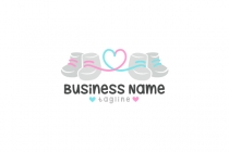 Tiny Baby Shoes Logo