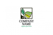 Loved Garden Logo
