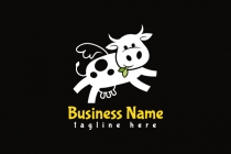 Super Cow Logo
