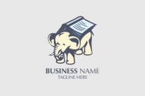 Book Elephant Logo