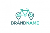 Bicycle Locator Logo