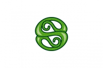Serpentine Letter S...