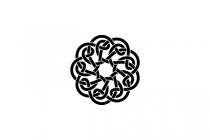 Celtic Knot Flower...